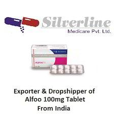 Alfoo 100mg Tablet