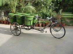 25 Litre Rickshaw Dustbin