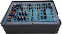 Frequency Division MUX-DE-MUX Trainer