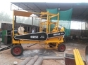 Mobile Four Pole Lift Machine