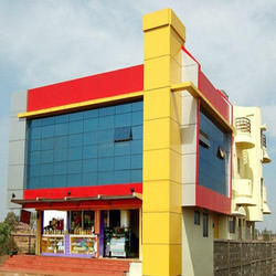 Moulded Fabricated Storey Building