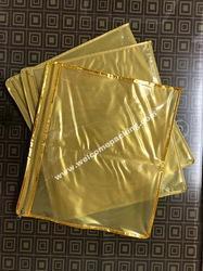 PVC Zipper Saree Cover Bag