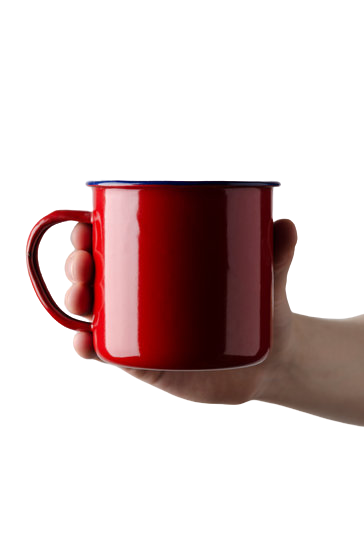 Enamel Mug Steel Enamel Mug For Army Military Corporate Offices And Gifting At Rs 120 Piece Drinking Mug Id 21737945548