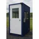 Portable Gaurd Booth