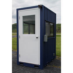 Portable Gaurd Booth