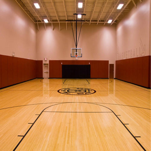 Basketball Court Flooring Wooden Basketball Court