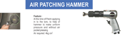 Air Patching Hammer