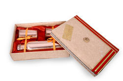 CopperKing Weeding Gift Set_ Plain Bottle With Two Glasses