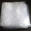 White Air Bubble Sheet Covers