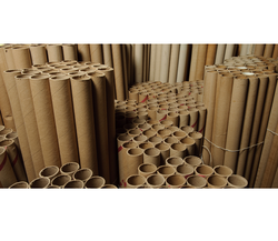 Paper Cores for Textile Industry