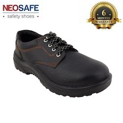 Neosafe Maxx Leather Steel Toe Safety Shoe