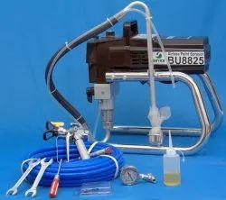 Airless Paint Sprayers - Spray Painting Machine Bu-8825 Manufacturer