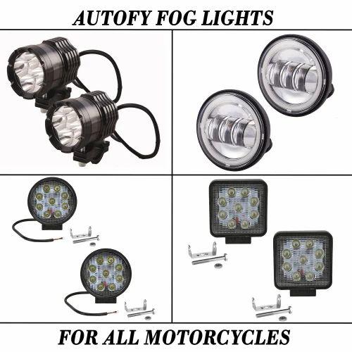 Autofy Fog Light For Bikes