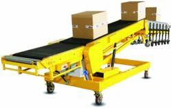 Truck Loader & Unloader Conveyor