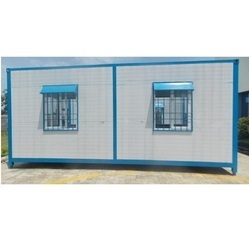Sandwich Insulated Bunk House