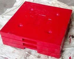 20Kg  Balancing Cast Iron Square Weight