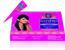 Katrina Cone Organic Pink Wrapper