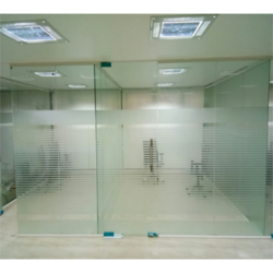 Office glass door Aluminium Office Glass Cabin Oasis Specialty Glass Office Glass Cabin Manufacturer From Bengaluru