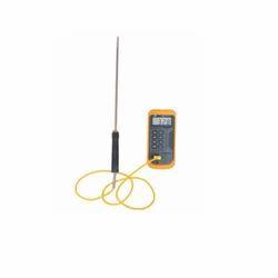 Portable Temperature Indicator With Sensor