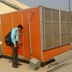 Evaporative Air Cooling Unit