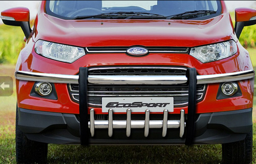 Ford Ecosport - Ford Ecosport Front Bumper Stainless Steel ...