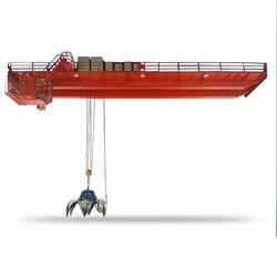 Grab Crane