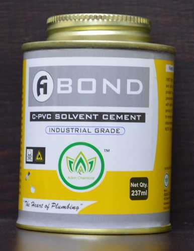 237ml CPVC Solvent Cement