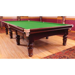 Snooker Table In 6811 Cloth
