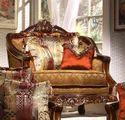 L'aquila Designer Wooden Sofa Set