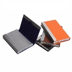 Card Holder With Power Bank
