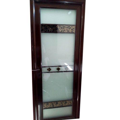 MS Glass Bathroom Door