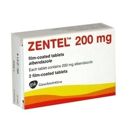 Zental 400 mg