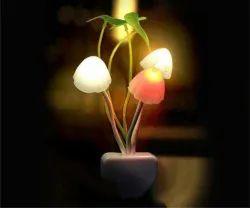 Troops Tp-9016 Mushroom Night Colorful LED Lamp