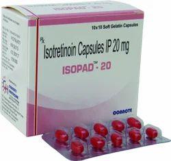 Isotretinoin Capsules 20mg