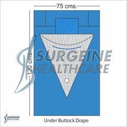 Under Buttock Drape