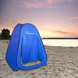 Kawachi Portable Waterproof Pop Up Tent Camping Beach Toilet Shower Changing Room Outdoor Bag
