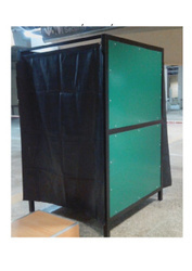 Ladies Frisking Booth (lfb) For ACP Sheet