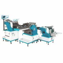 Diamond Packet Folding  Machine