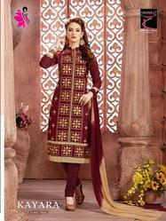 Unstitched Fashion Suit