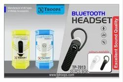 Troops Tp-7013 Bluetooth Headphone
