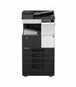 Konica Minolta bizhub 367 Monochrome Multifunction Printer, Upto 36 ppm
