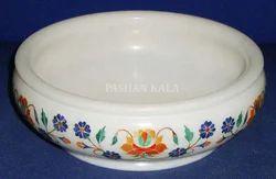 Decorative Stone Bowl