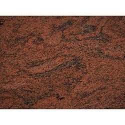 Red Multi Color Polish Granite