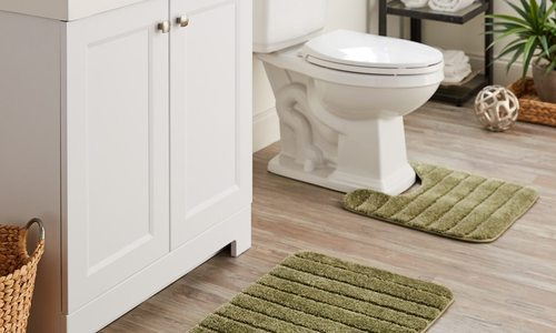 Bathmats Rugs Bathroom Toilet Set Wholesaler From Anand