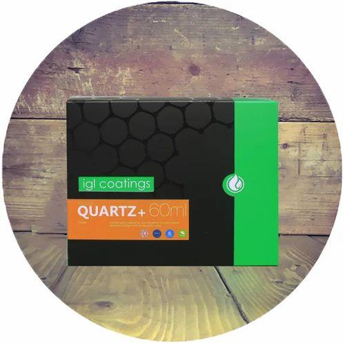 9H  Ceramic Coating - IGL Quartz