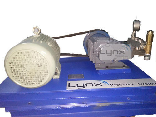 Hydrotest Pumps Amp Systems Electric Hydrostatic Test