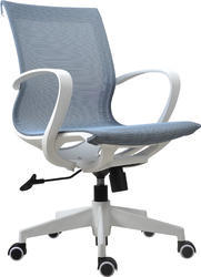 Jetta White Conference Chair