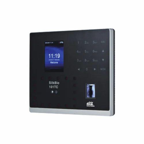 Biometric Attendance System Silkbio 101tc Face