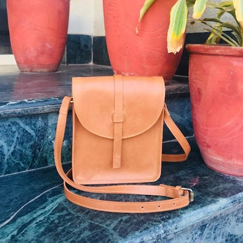 f4c1dfae401 Ladies Handbags - Ladies Leather Sling Manufacturer from Gurgaon