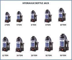 Hydraulic Bottle Jack 50 Ton JM 700 10